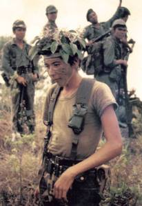 Salvadoran soldiers